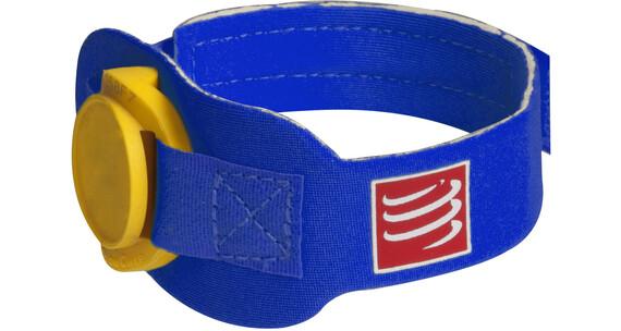 Compressport Timing Chipband - azul